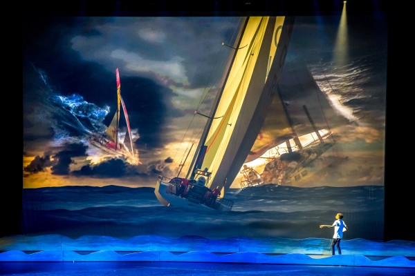 Volvo ocean race Plugged Productions imagineers of entertainment Entertainment concept - Imaginering