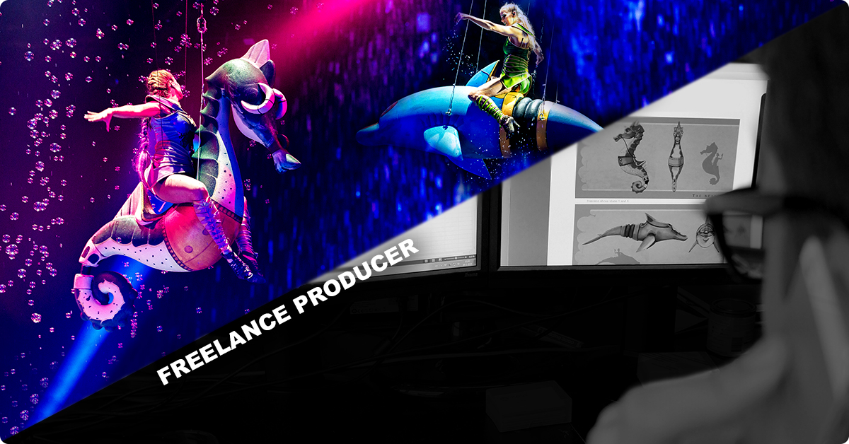 Freelance Producer Plugged Live Shows Vacature
