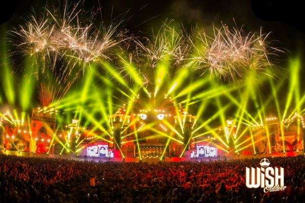 Wish Outdoor Plugged Live Shows
